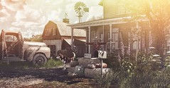 [STUDIOWORX] - Oklahoma 1958 - Welcome to our farm