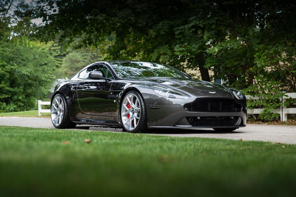 Aston Martin V12 Vantage On Vorsteiner V Sf 001 Wheels Boutique Flickr