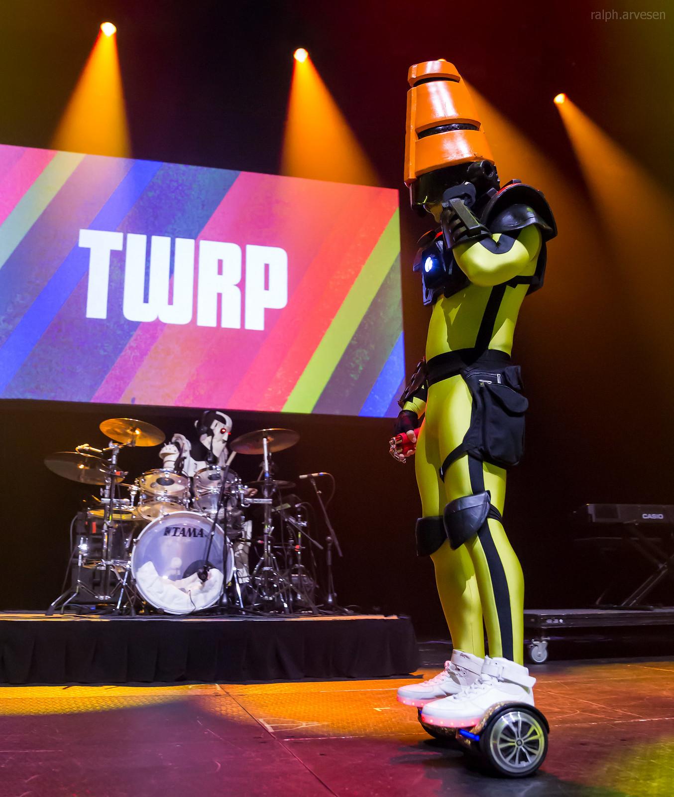 TWRP | Texas Review | Ralph Arvesen