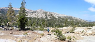 0823 It's hot in the sun as we climb the exposed granite on the Velma Lakes Trail | by _JFR_