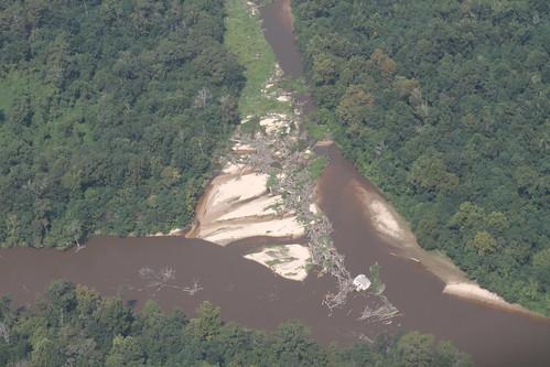 onwingsofcare pearlriver siltingin sedimentation shoaling