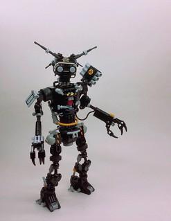 INC (Intelligent Network Controlled) Harbinger | by SuperHardcoreDave