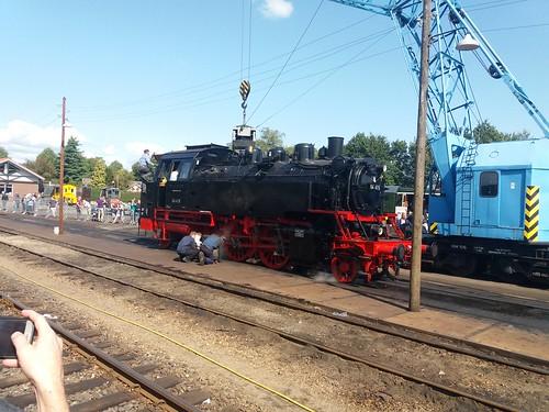VSM 64 415 bij de kolenkraan.   by TimF44