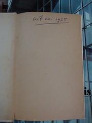 Nieuwe Gids van Amsterdam ca. 1926 bij het Goed Deventer