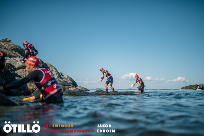 ÖTILLÖ Swimrun Sprint Final 15K - 2020