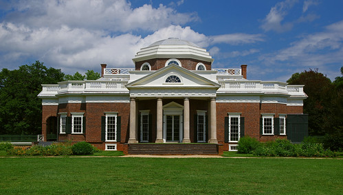 monticello thomasjefferson virginia