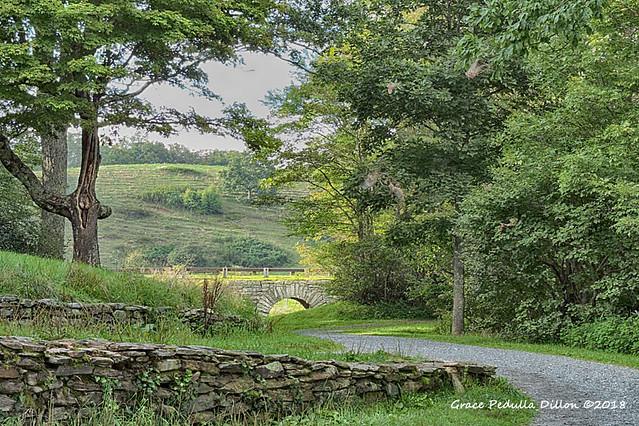 Moses Cone Park Blue Ridge Mountains, NC