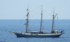 Sailing ship 'Atlantis' 47.2 meter?