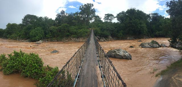 Mkulumadzi Lodge - Majete National Park