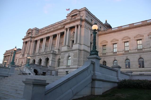 Washington Library of Congress (3)