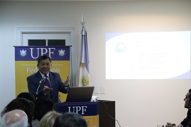 Argentina-2018-06-18-UPF's Global Initiatives Discussed at Buenos Aires Meeting