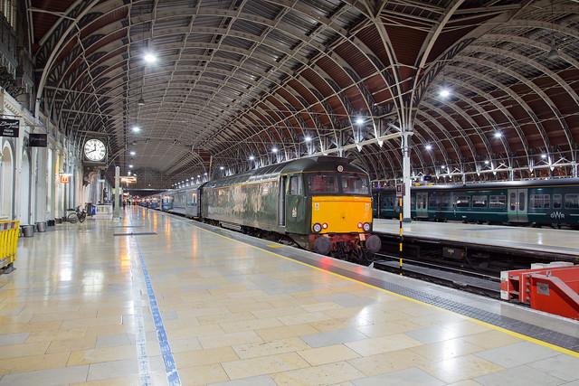 GWR 57604 London Paddington