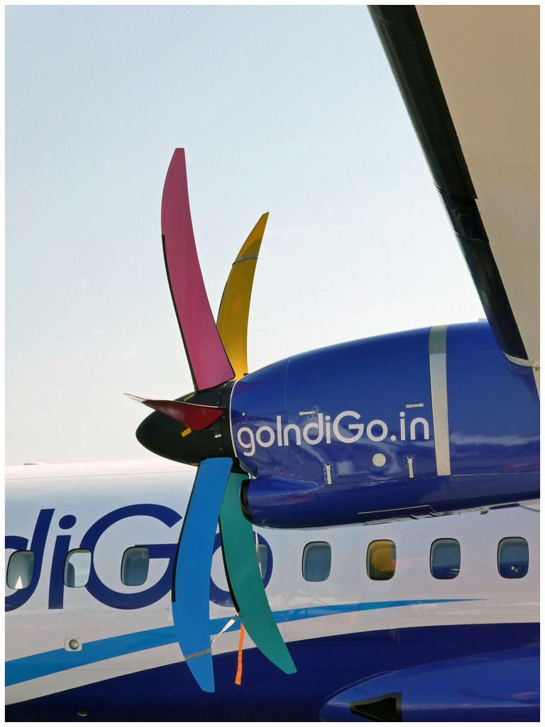 ATR 72-600 INDIGO
