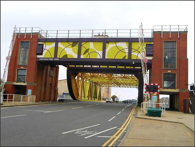 Hulls Drypool Bridge ..