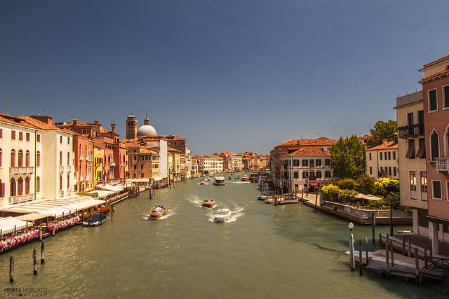 Canal Grande - Venezia (Italy)