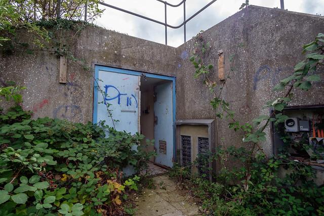 Thames Water Bunker Swindon