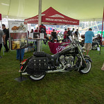 Dream Show Motorcycles at the 2018 Dream Ride Experience