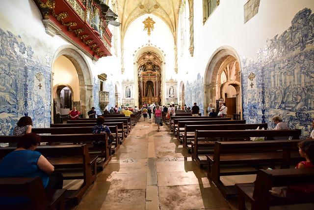 Igreja de Santa Cruz, Coimbra, Portugal, August 2018 652