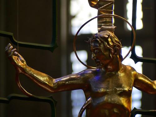 crucifix jesuschrist westminsterabbey
