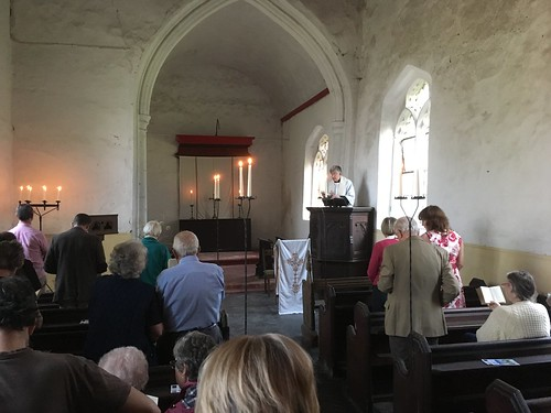 Annual Service 2018 at St Mary, Fordham, Norfolk