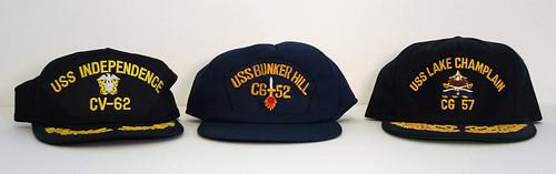 Caps, U.S. Navy