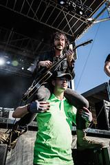 Reignwolf en Riot Fest Chicago 2018
