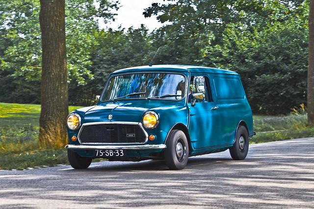 Mini 1000 Van 1980 (8881)