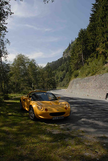 Lotus S1 Elise Switzerland 20090909 | by nosyd retep