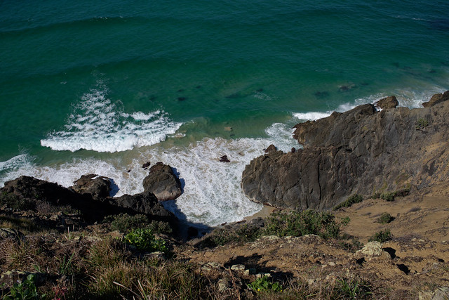 View from the Lighthouse, Byron Bay