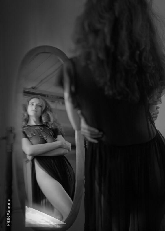 Sarah, Mirror View A