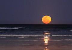 Luna llena en Santinho