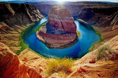 horseshoebend arizona outdoors coloradoriver nikond300s landscape grandcanyon wideangle nikon horseshoe sigma1020 sunset