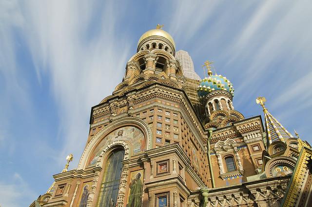 Church of the Savoir on Blood (Saint Petersburg, Russia)