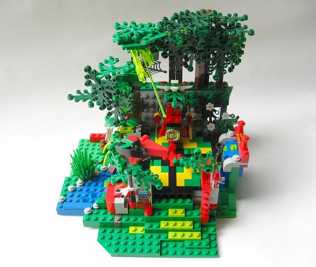Jungle Secret