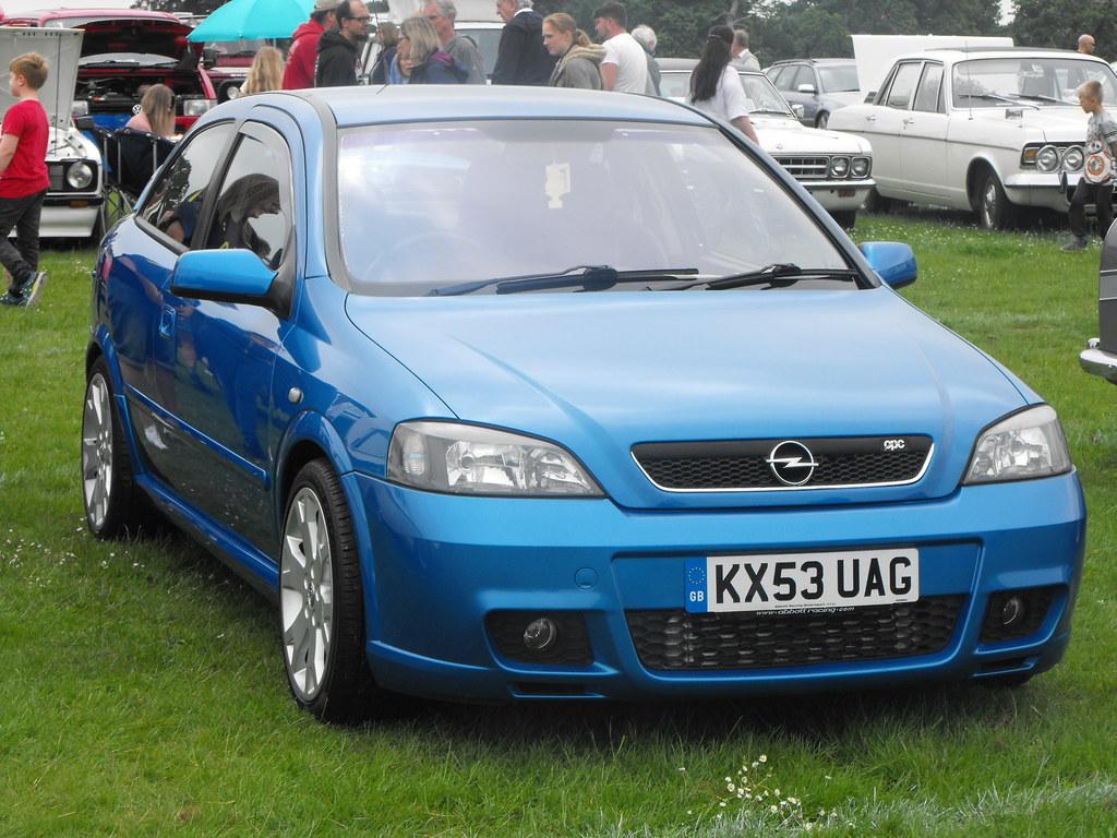 Vauxhall Astra - KX53 UAG
