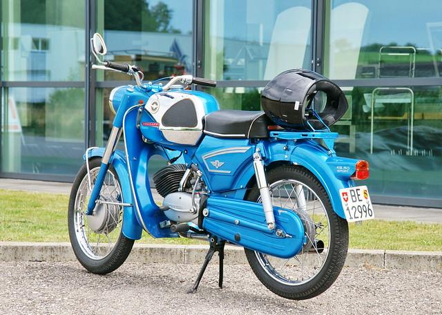 Zündapp KS 50 Sport 1966-1967 24.6.2018 2205