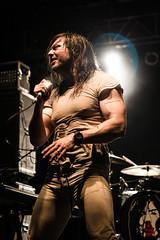 Andrew W.K. en Riot Fest Chicago 2018