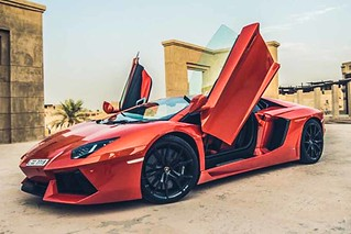 Enjoy the Ride in Lamborghini at Affordable Prices