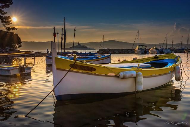 Port de l'Olivette - Cap d'Antibes