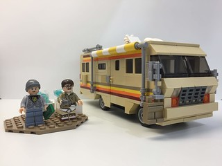 LEGO Breaking Bad RV | by MOMAtteo79