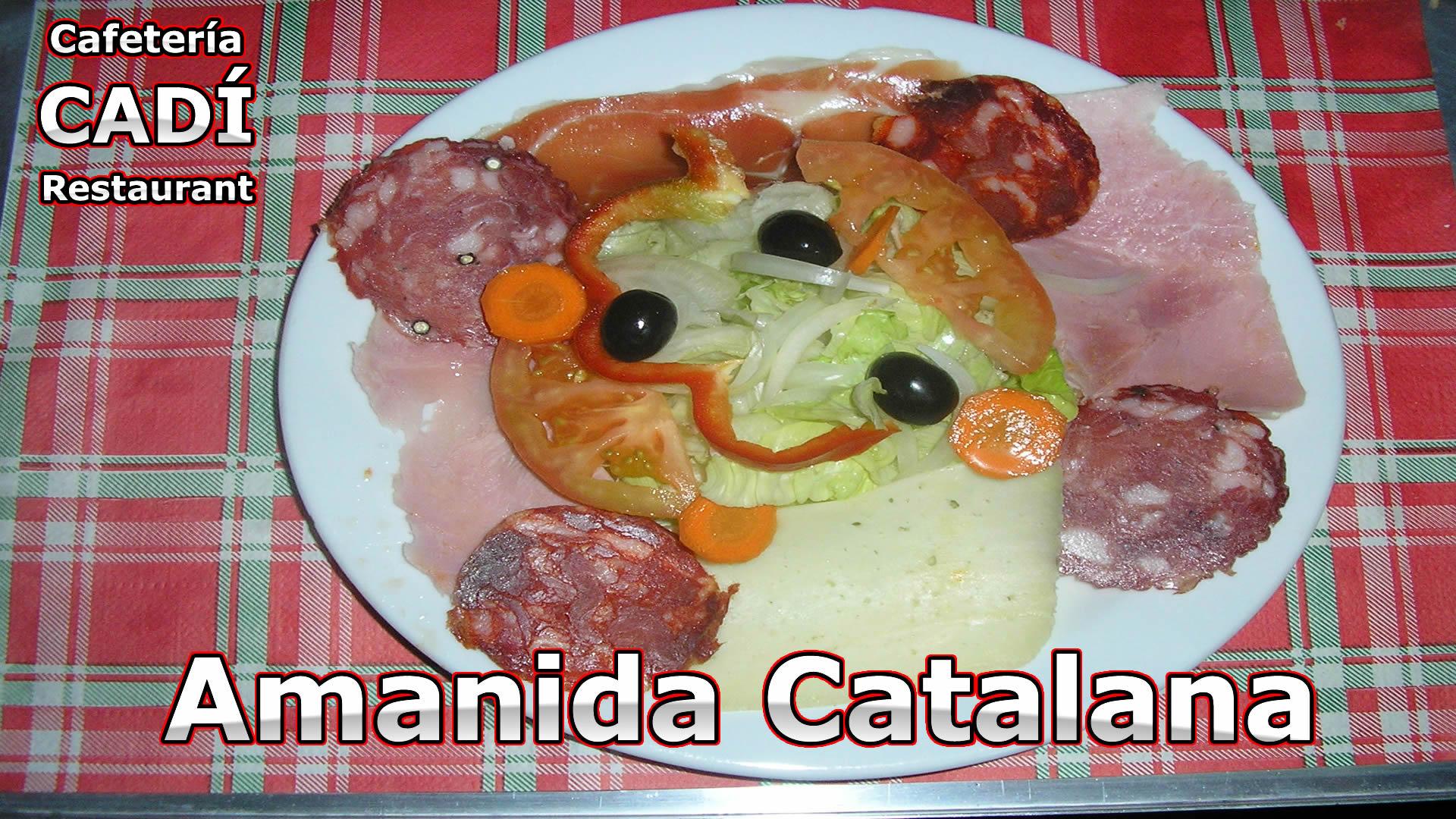 Amanida-Catalana