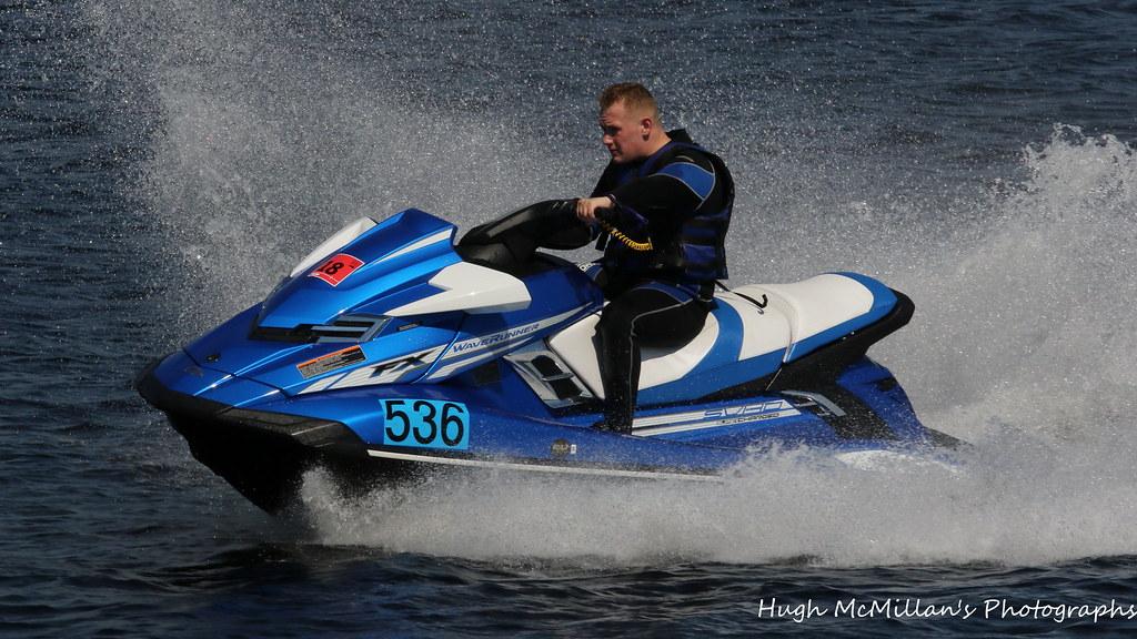 Fx Waverunner Jet Ski Loch Lomond Scotland Hugh