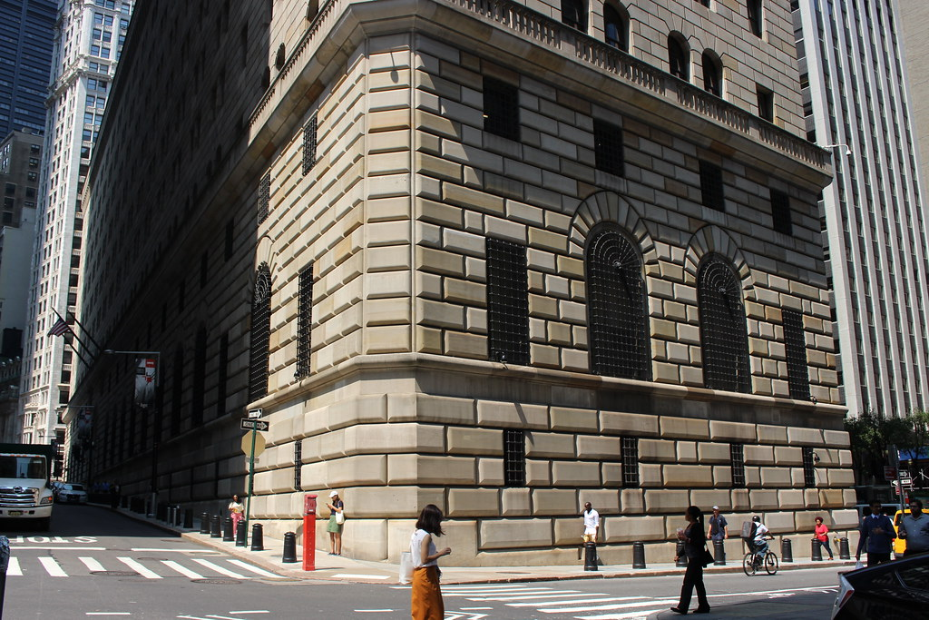 Federal Reserve Bank Of New York Joseph Flickr