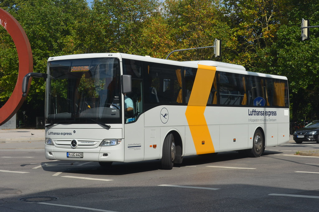 MUC 4428 Lufthansa Express | North East Malarkey | Flickr