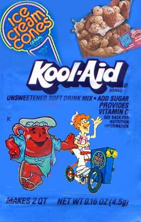 Ice Cream Cones Kool Aid | Anyone remember Ice Cream Cones c… | Flickr