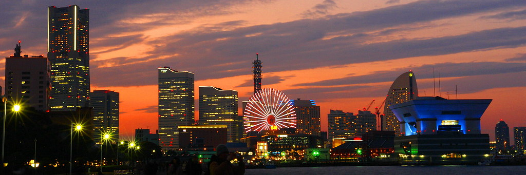 Image result for Tokyo Yokohama