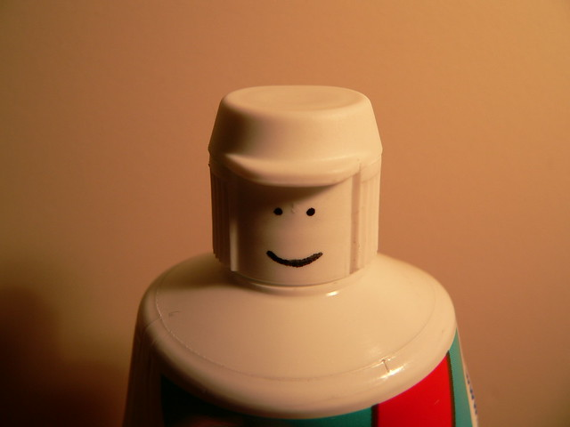 Captain Toothpaste