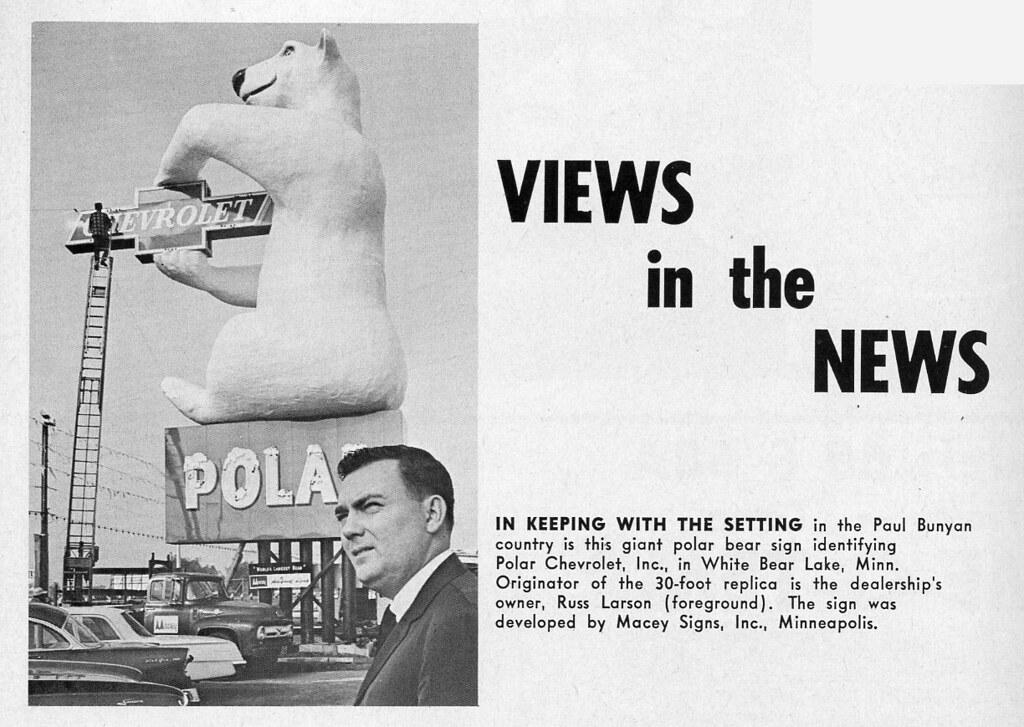 Polar Chevrolet 1965 Dan Goodsell Flickr