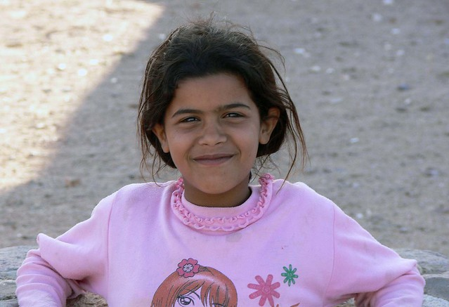 Bedouin girl 2