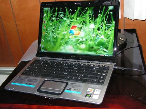 My laptop | by ByronSA